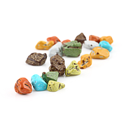 Chocolate Stones with Extra Colour